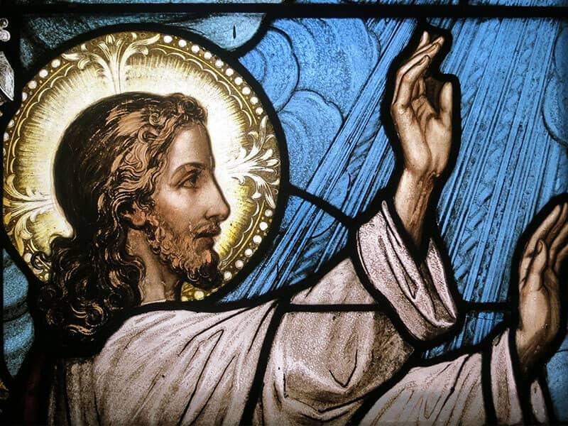 Patron Saint Raphael