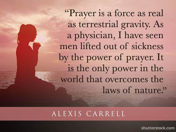 Power Of Prayer Quotes Magnificent Prayer Quotes To Help Overcome Sickness Beliefnet The Power Of