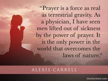 Prayer Quotes To Help Overcome Sickness – Beliefnet - Prayer and ...