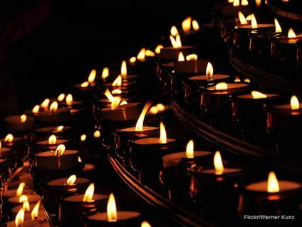 Candles Prayer