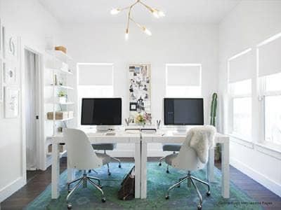 CamilleStyles.com Desk