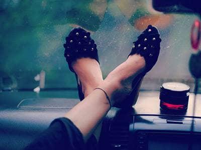Flat Shoes _