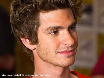 What religion is Andre... Andrew Garfield Christianity