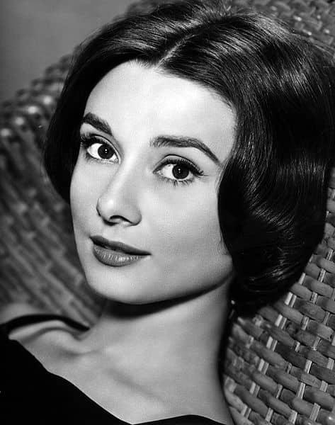 Audrey Hepburn intro pic