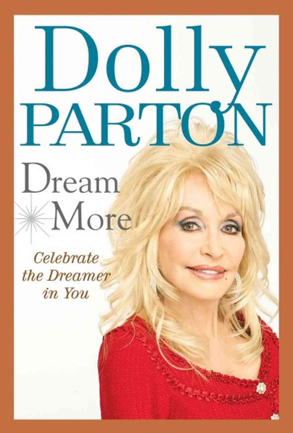 dolly parton book cover
