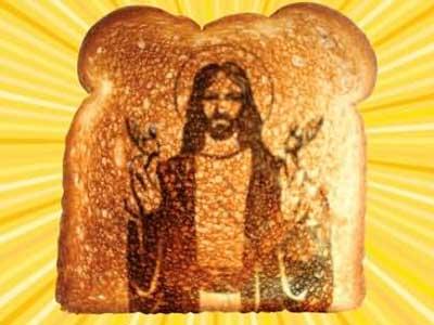 Look! It's Jesus! by Harry and Sandra Choron
