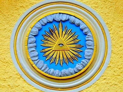 Freemason Ornament
