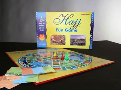 Hajj board game