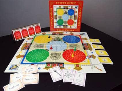 Karma Chakra board game