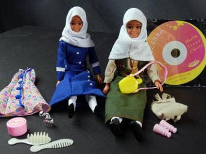 Razanne dolls