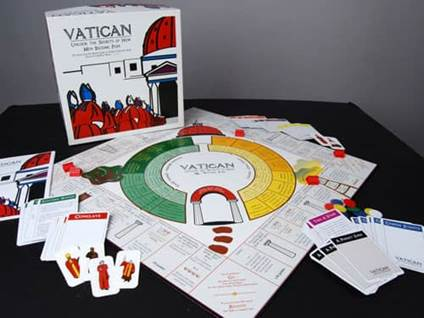 Vatican board game