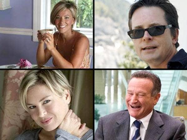 Celebrity Gratitude