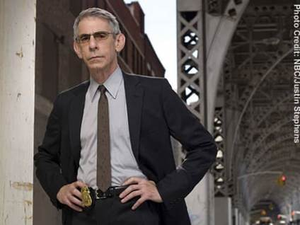 Richard Belzer Law and Order: SVU