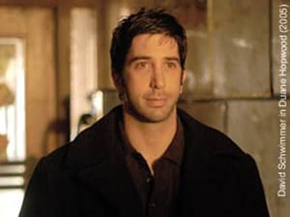 David Schwimmer in Duane Hopwood
