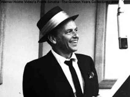 Frank Sinatra in Warner Home Video's Frank Sinatra: The Golden Years Collection - 2008