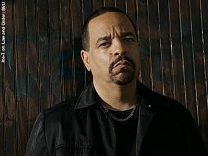 Ice-T in Law and Order: SVU