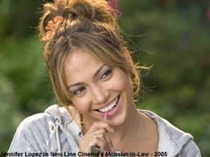 Jennifer Lopez in Monster-In-Law