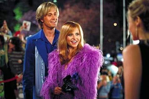 Sarah Michelle Gellar and Freddie Prinze Jr. in Scooby Doo 2: Monsters Unleashed