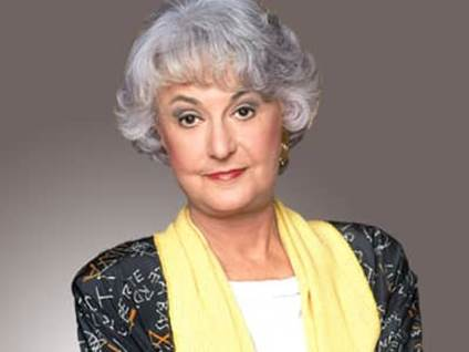 Bea Arthur on The Golden Girls