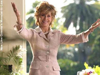 Jane Fonda in Monster-in-Law
