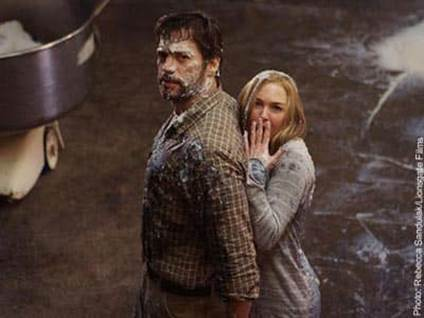 Renee Zellweger and Harry Connick Jr. in New in Town