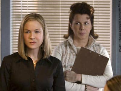 Renee Zellweger and Siobhan Fallon in New in Town