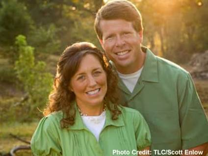 Michelle and Jim Bob Duggar