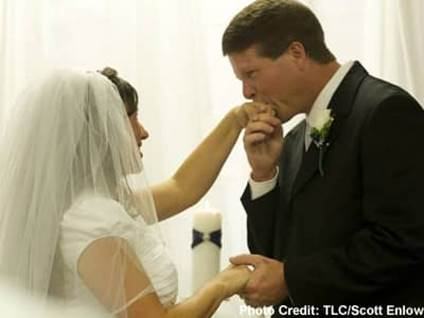 Michelle and Jim Bob Duggar Renew Vows