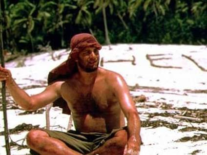 tom hanks cast away