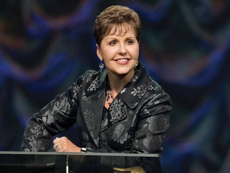 Inspiring Joyce Meyer Quotes, Thoughts, Hope, Bible, Peace, Corine Gatti - Be...