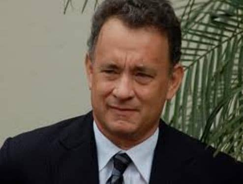 Tom Hanks Cover Photo