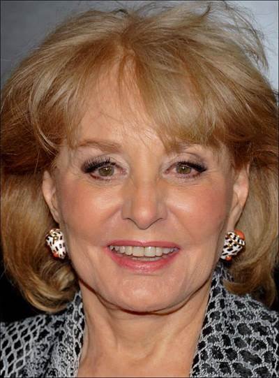 Barbara Walters cover shot