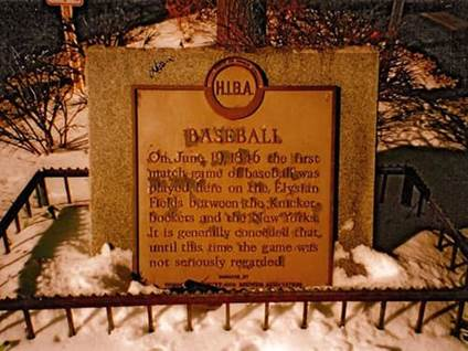 The Birth of Baseball