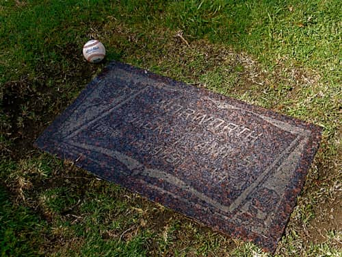 Jack Norworth Final Resting Place