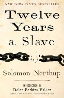 twelve years a slave book cover