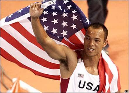 Bryan Clay Flag