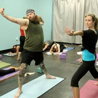 DD Yoga