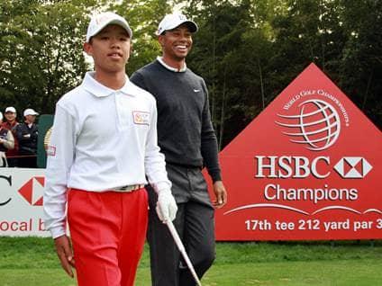 Guan Tianlang - Golf