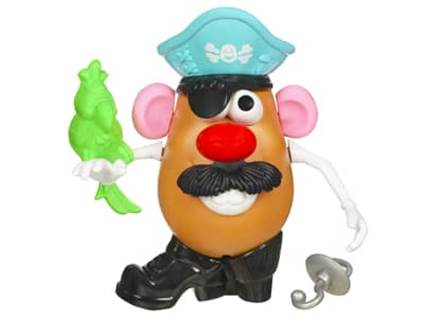 Mr. Potato Head Captain Potato Chips