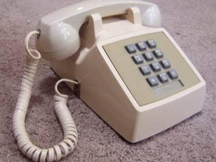 landline cord