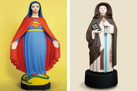 Virgin Mary Figurines