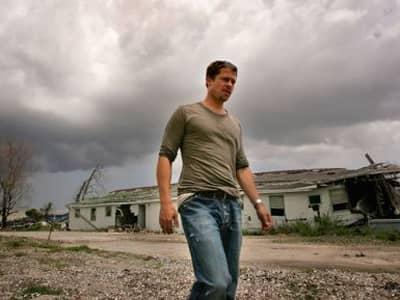 Brad Pitt Hurricane Katrina Make It Right Foundation