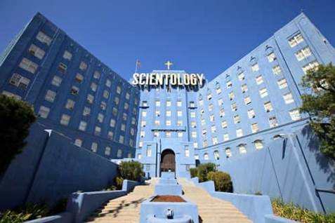 Scientology Cover Photo