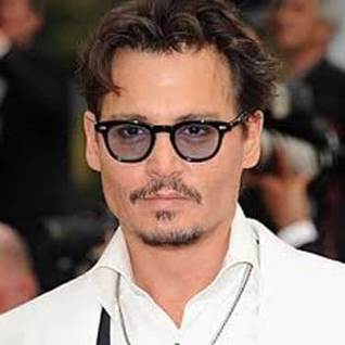 Johnny Depp cover photo