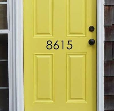 The numerology of your home address by samantha fey for Best house number numerology