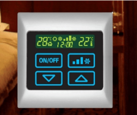 hotel thermostat