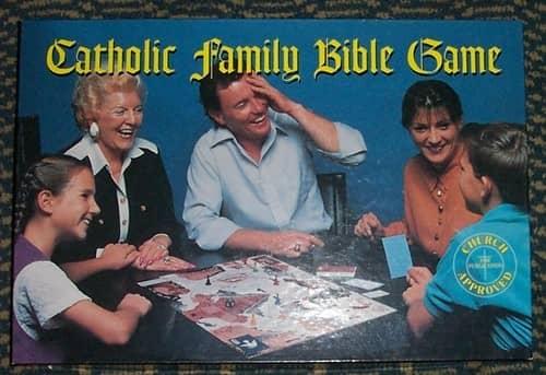 Catholic Family Bible Game