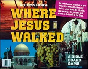 Where Jesus Walked