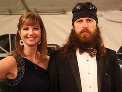 Jase and Missy
