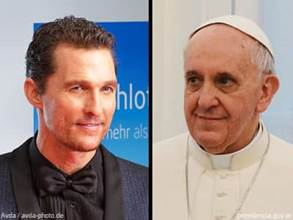 Pope and Matthew